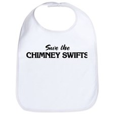 Save the CHIMNEY SWIFTS Bib