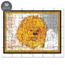 Lion of Zion (Framed) Puzzle