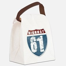 Highway 61 Canvas Lunch Bag