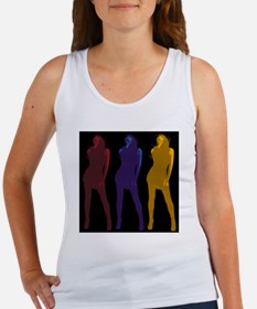 Colorful Women Women's Tank Top