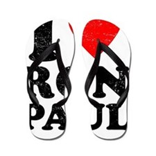 I Heart Ron Paul Flip Flops