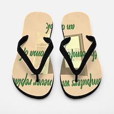 Poster-Small Flip Flops