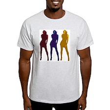 Colorful Women T-Shirt