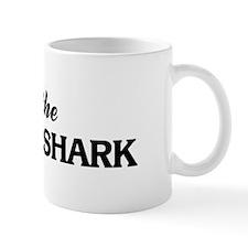 Save the BASKING SHARK Mug