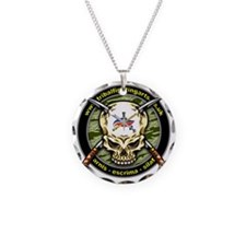Tribal Fighting Arts Necklace