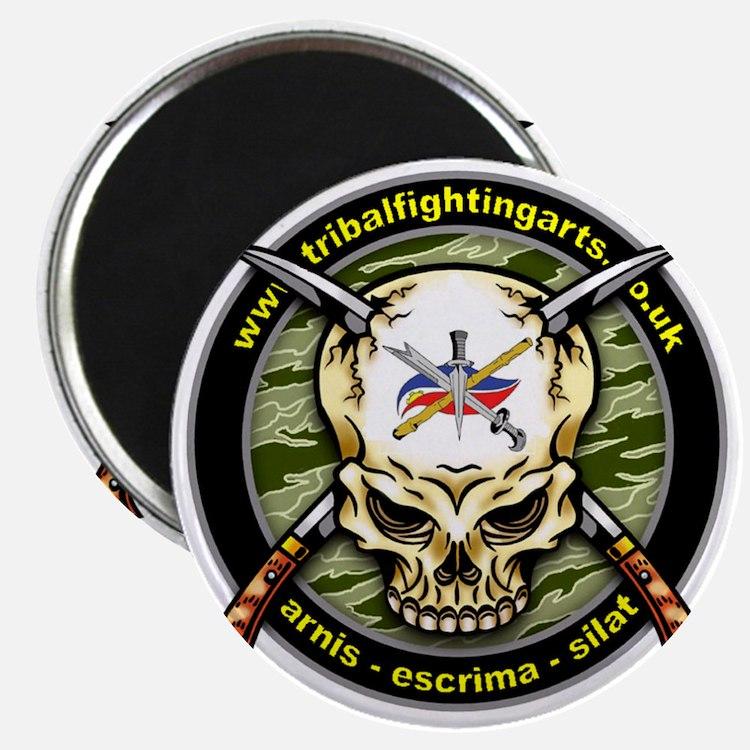 Tribal Fighting Arts Magnet