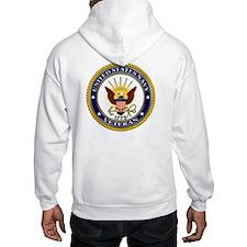 USN Navy Veteran Eagle Hoodie