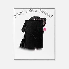 Mans Best Friend Picture Frame