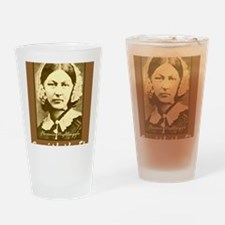 What Would Flo Do Nurse Shoulder Ba Drinking Glass