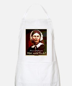 What Would Flo Do Nurse Shoulder Bag Apron