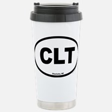 Charlotte North Caorlina EURO O Travel Mug