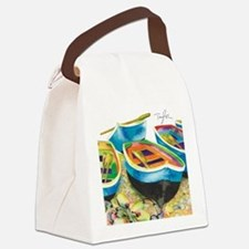 Row Row Canvas Lunch Bag