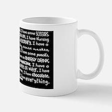 Everything I Need Nurse Coin Purse Mug