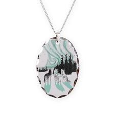 Siberian aurora Necklace