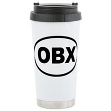 OBX, Outer Banks North Carolina Travel Mug
