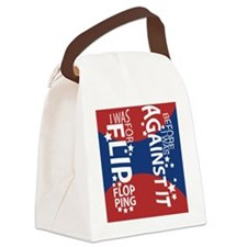 mitt Canvas Lunch Bag