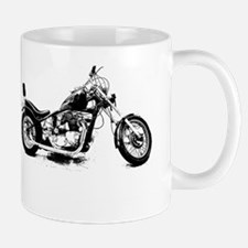 Custom Motorcycle Mug