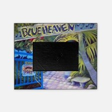 Blue Heaven New View framed print Picture Frame