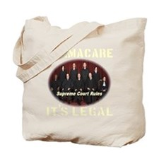 Obamacare Its Legal Tote Bag