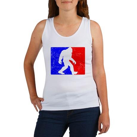 Major League Squatchin Women's Tank Top