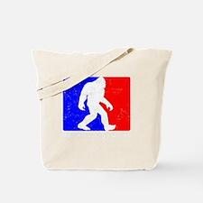 Major League Squatchin Tote Bag