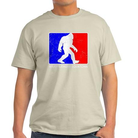 Major League Squatchin Light T-Shirt
