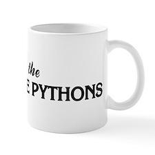 Save the GREEN TREE PYTHONS Mug