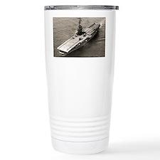 uss lake champlain cvs large fr Travel Mug