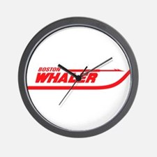 Boston whaler Wall Clock