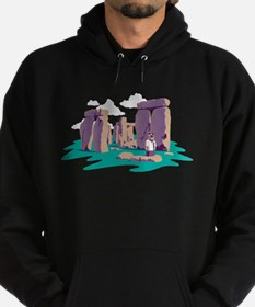 Large Easter Vacation Hoodie