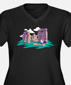 Large Easter Vacation Plus Size T-Shirt