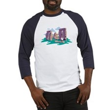 Large Easter Vacation Baseball Jersey