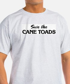 Save the CANE TOADS T-Shirt