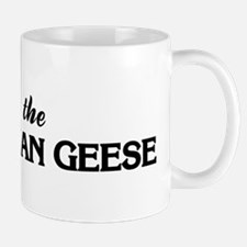 Save the CANADADIAN GEESE Mug
