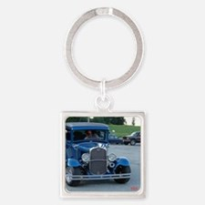 HOT ROD III™ Square Keychain