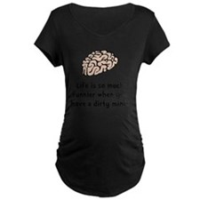 Funnier Dirty Mind T-Shirt