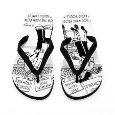 Buying Local in Kuala Lumpur Flip Flops