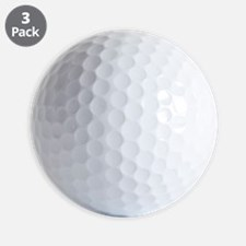 Drunk And Disorderly Golf Ball
