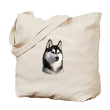 Mans Best Friend Tote Bag