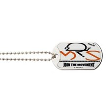 Bike MS Dog Tags