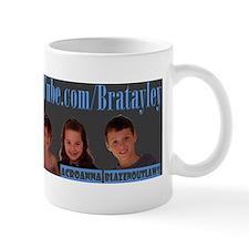 bratayley bumper Small Mug