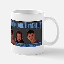bratayley bumper Small Small Mug