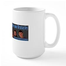 bratayley bumper Mug