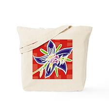 Paula Tile Coaster Tote Bag