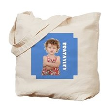 bratayley button Tote Bag