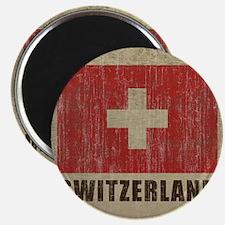 Vintage Switzerland Magnet