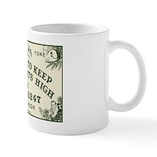 Weedja Board Small Mug