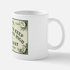 Weedja Board Small Small Mug