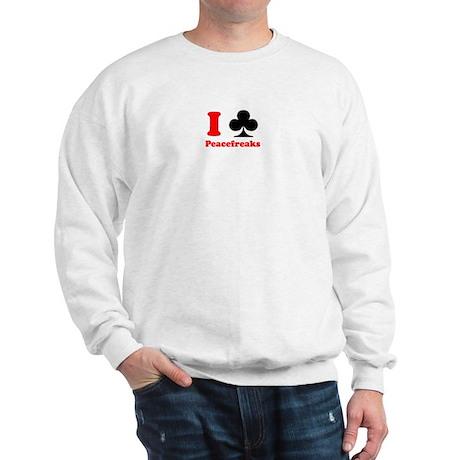 I Club Sweatshirt