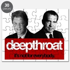 Political Deepthroat Puzzle